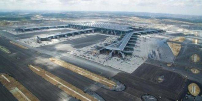 3. Havalimanı'nda 32 milyar TL yolsuzluk!