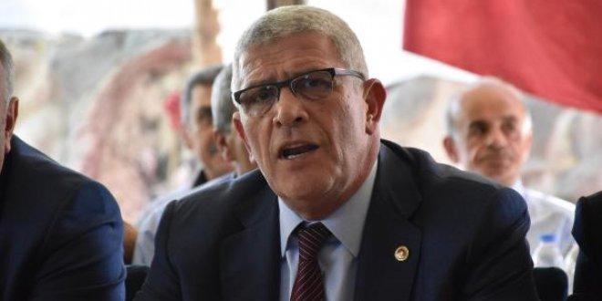 """İYİ Partili Dervişoğlu: """"Olayı büyütmüyoruz ama..."""""""