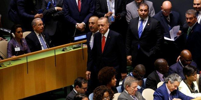 Trump İran ve Suriye'yi hedef aldı