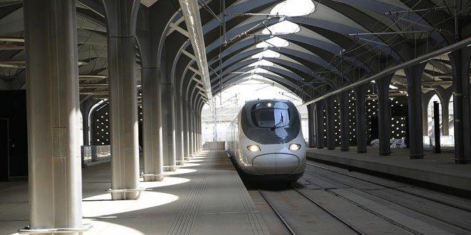Mekke-Medine arasına hızlı tren