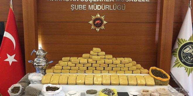 PKK silah için uyuşturucu ticareti yapıyor