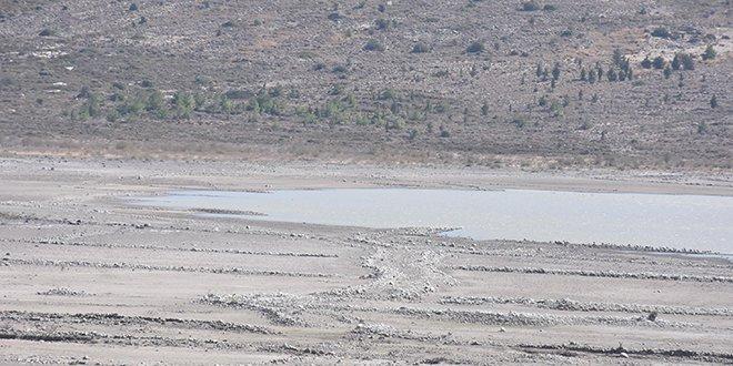 İzmir'de kuraklık tehlikesi