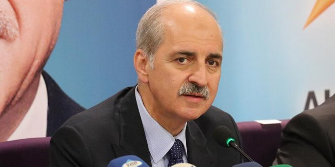 """Kurtulmuş: """"AKP ve MHP iyi niyet görüşmesi gerçekleştirdi"""""""