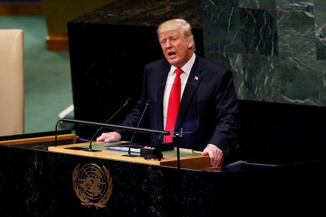 Trump'tan Türkiye'ye teşekkür