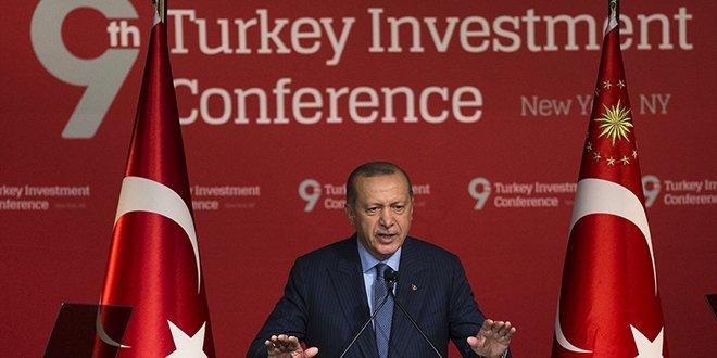 Erdoğan'dan ABD ile stratejik ortaklık açıklaması