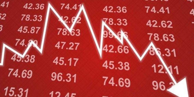 Ekonomiye güvende sert düşüş