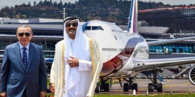 Katar'ın hediye uçağı için kanun teklifi
