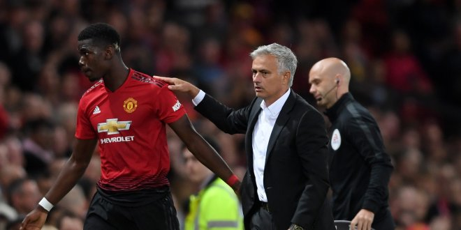 Mourinho-Pogba savaşı sürüyor