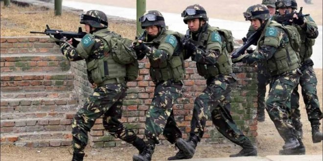 Çin'den terörle mücadele konusunda yeni strateji