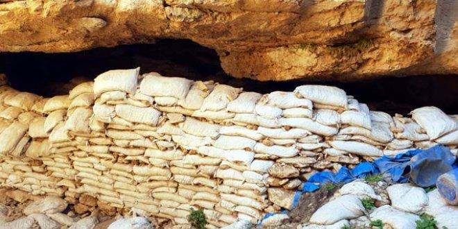 Siirt'te PKK'nın kış üslenmesine darbe