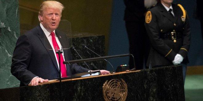 Trump: Dünya ABD'ye yeniden saygı duyuyor