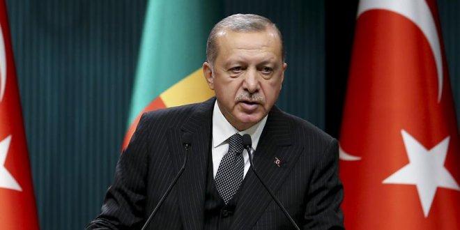Erdoğan'dan Endonezya'ya başsağlığı