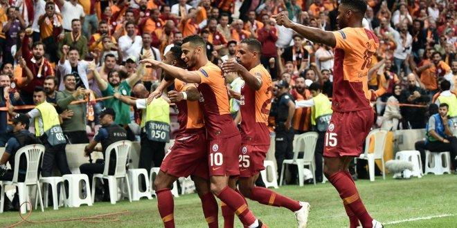 Galatasaray, galibiyet için sahada