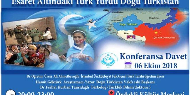 Doğu Türkistan'a Bursa'dan destek