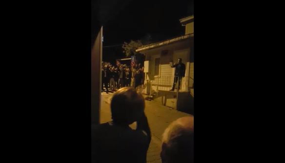 Akşener'in evinin önündeki provokasyona soruşturma