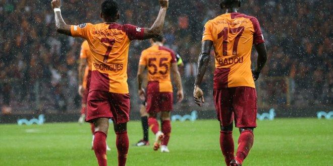 Galatasaray, Antalyaspor deplasmanında