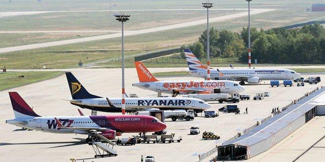 Avrupa'da havayolu krizi
