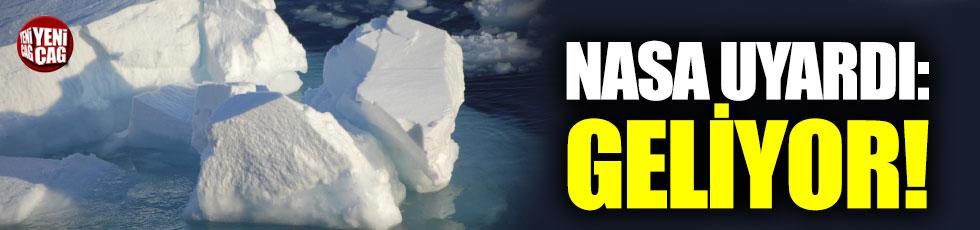 """NASA: """"Buzul Çağı yeniden..."""""""