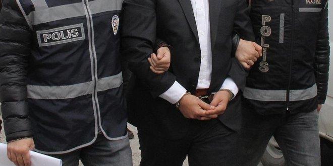 Zonguldak'ta komiser FETÖ'den tutuklandı