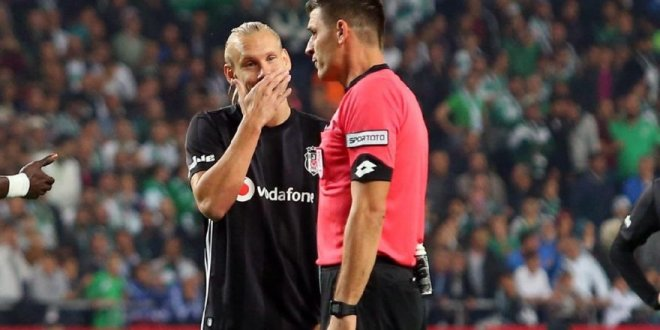 Ümit Öztürk: Penaltı kararı doğru