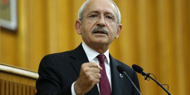 Kılıçdaroğlu: Saray'da kriz yok