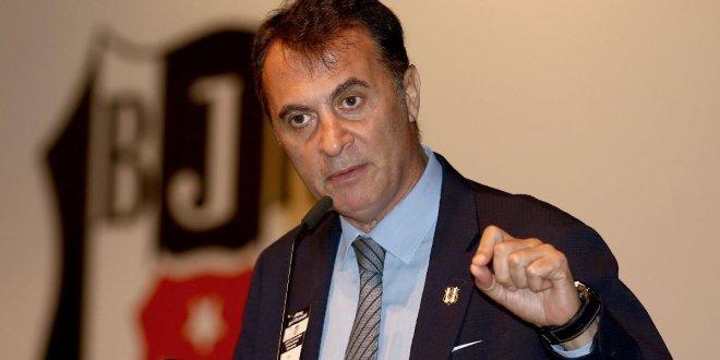 Beşiktaş Başkanı Orman'dan VAR açıklaması