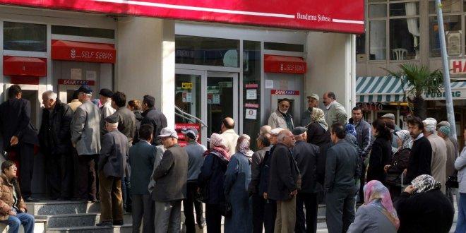 Emeklilerden kredilere yapılandırma talebi
