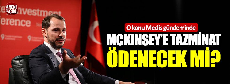 İYİ Partili Ataş: McKinsey'e tazminat ödenecek mi?