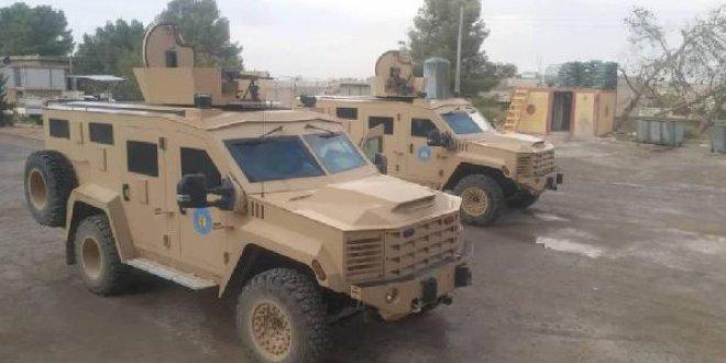 PKK/PYD'ye 300 zırhlı araç daha!