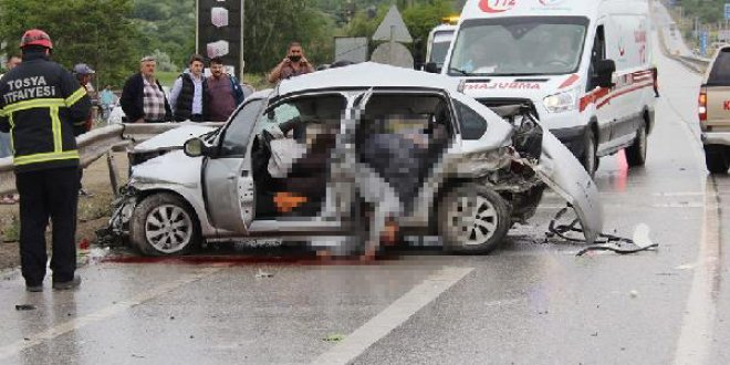 3 kişinin öldüğü kazada sürücü serbest