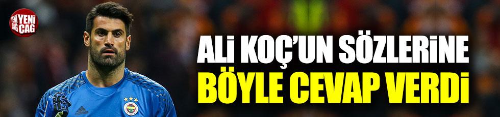 Volkan Demirel'den Ali Koç'un sözlerine cevap geldi