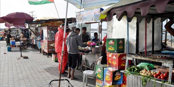 Gazze'de işsizlik oranı yüzde 50'yi aştı