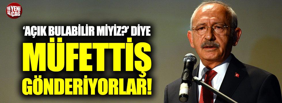 """Kılıçdaroğlu: """"Biz kiminle ittifak yapacağız?"""""""