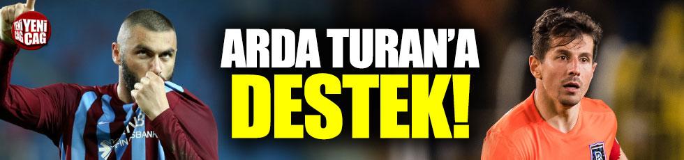 Burak Yılmaz ve Emre Belözoğlu'ndan Arda Turan yorumu