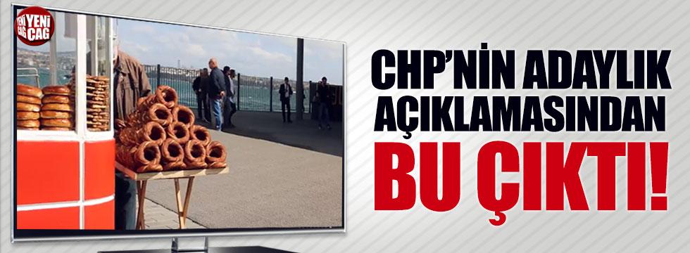 CHP'nin adaylık açıklamasından bu çıktı!