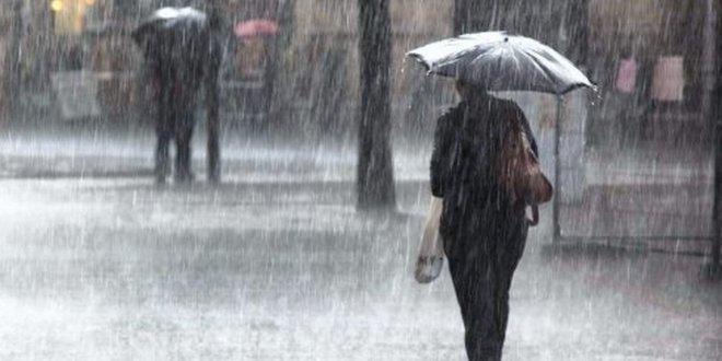 Meteoroloji'densağanak yağış uyarısı