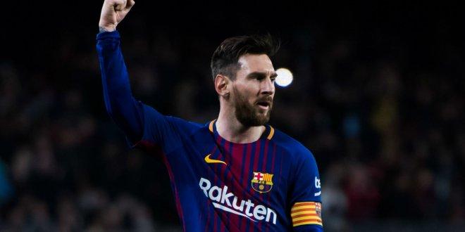 Manchester City'den Messi itirafı