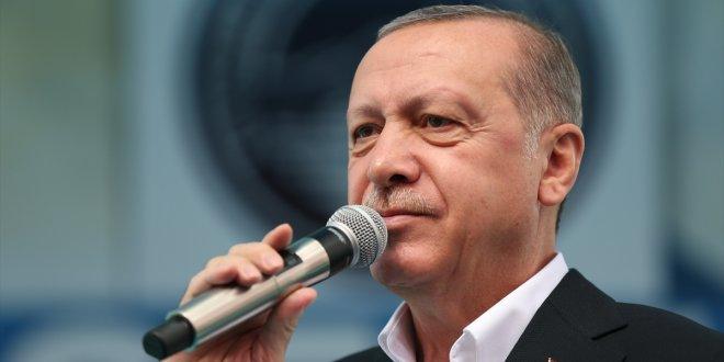 Erdoğan: Meclis'e getireceğiz