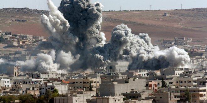 'ABD, Suriye'de beyaz fosfor kullandı' iddiası