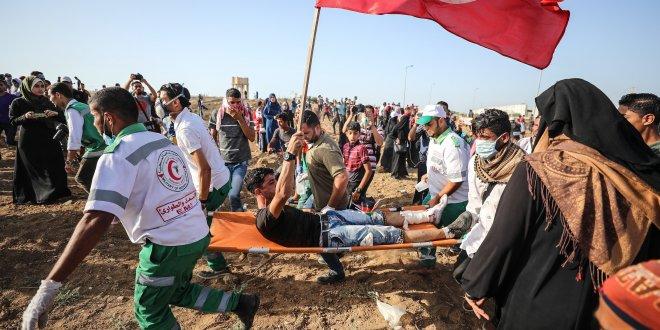 """""""Gazze ablukadan kurtuluncaya kadar devam edecek"""""""