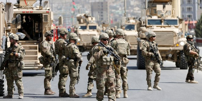 Afganistan'da seçim mitingine saldırı!