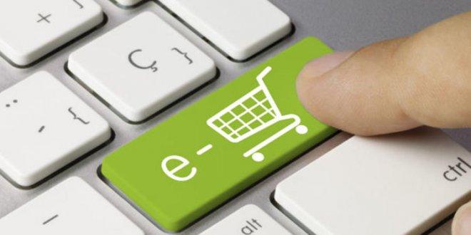 e-ticaret 50 milyar liraya dayandı