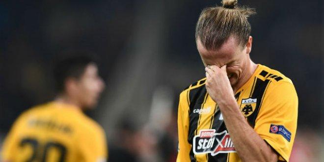 AEK'e puan silme cezası