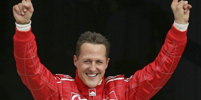Schumacher'den üzücü haber geldi
