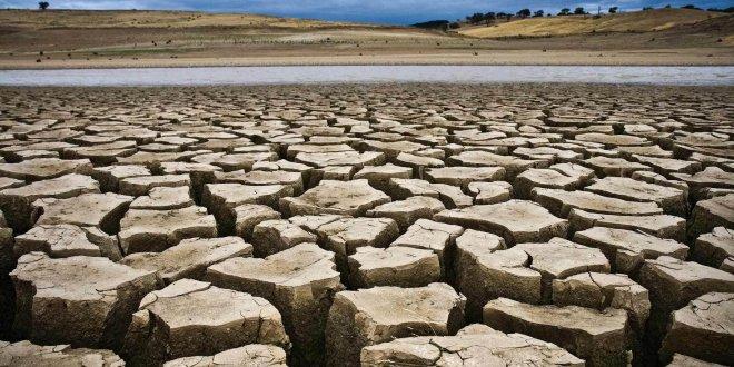 İran'ın Hürmüzgan eyaletinde kuraklık tehlikesi