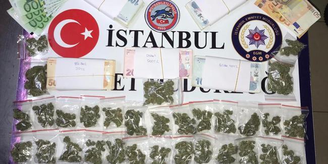 Polise 50 bin lira rüşvet teklifi