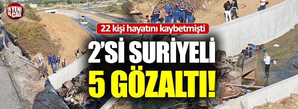 İzmir'deki faciada yeni gelişme