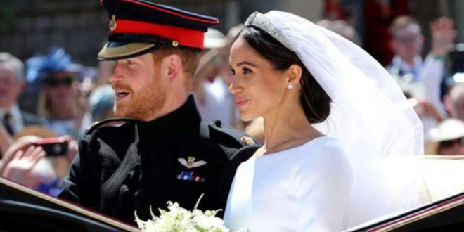 Prens Harry'nin eşi hamile