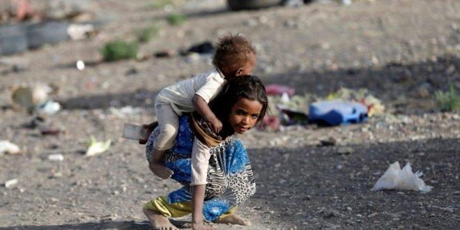 Yemen'de büyük kıtlık tehlikesi