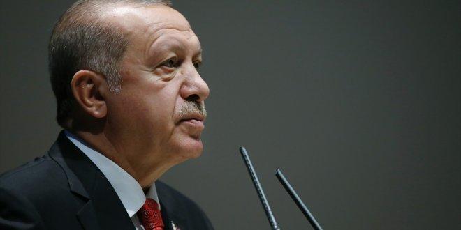 """Erdoğan: """"FETÖ, arızi bir sistemin ürünüdür"""""""